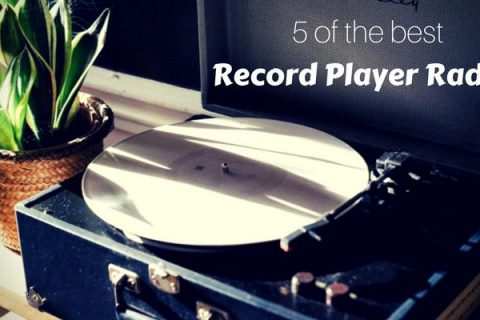 5 of the Best Record Player Radios