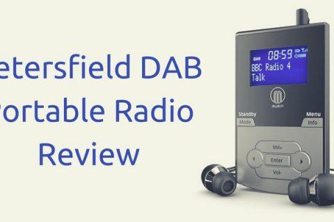 Majority Petersfield DAB Portable Radio Review