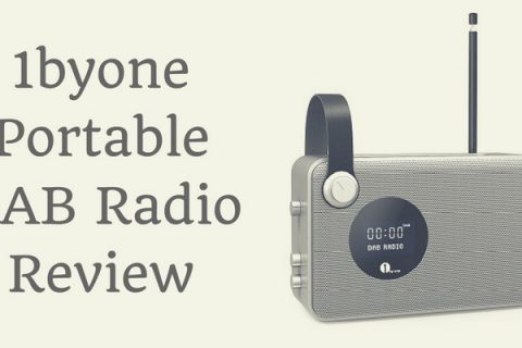 1byone Portable DAB Radio Review