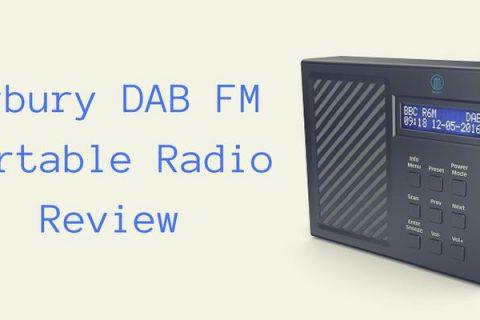 Arbury DAB FM Portable Radio Review