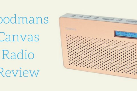 Goodmans Canvas Portable Digital & FM Radio Review