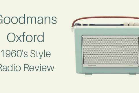 Goodmans Oxford 1960's Style Radio Review