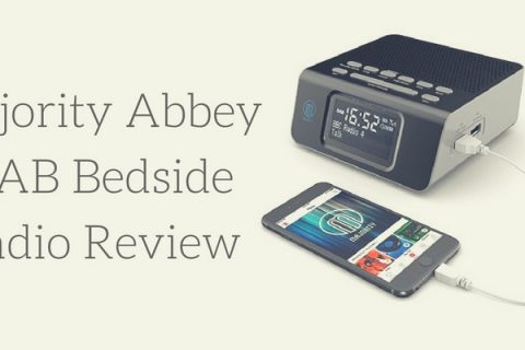 Majority Abbey DAB Bedside Radio Review