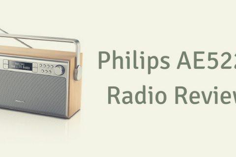 Philips AE5220 DAB+ FM Radio Review
