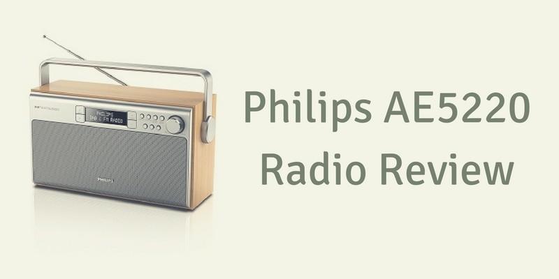 Philips AE5220 Radio Review