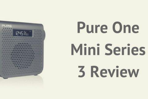 Pure One Mini Series 3 Radio Review