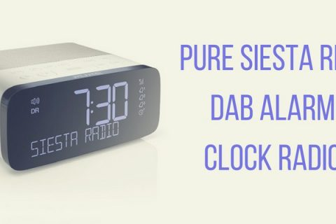 Pure Siesta Rise DAB Alarm Clock Review