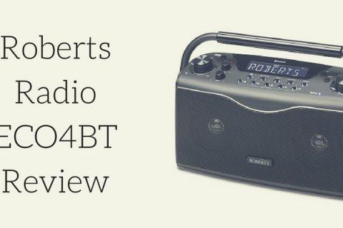 Roberts Radio ECO4BT Ecologic 4 Radio Review
