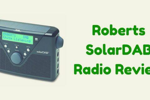 Roberts SolarDAB 2 Radio Review