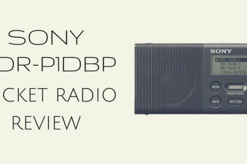 Sony XDR-P1DBP Pocket Radio Review