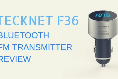 TeckNet F36 Bluetooth FM Transmitter Review