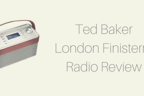 Ted Baker London Finisterre Radio Review