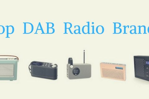 Top 10 DAB Radio Brands