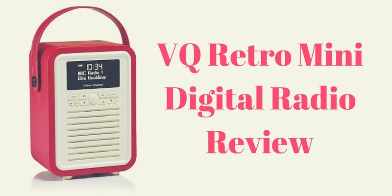 VQ Retro Mini Digital Radio Review