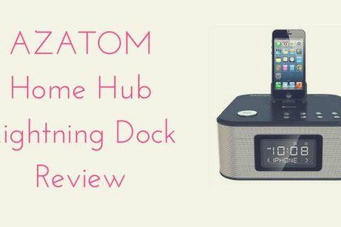 AZATOM Home Hub Lightning Dock Review