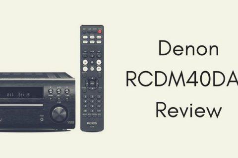 Denon RCDM40DAB Micro Component CD Receiver Review