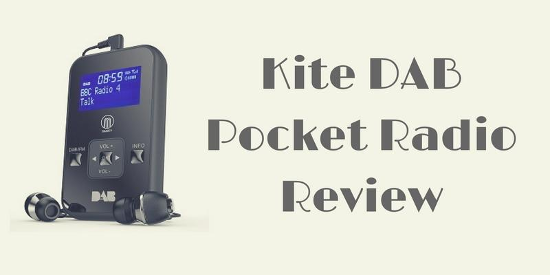 Kite DAB Pocket Radio Review
