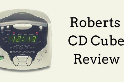 Roberts Radio CD Cube CR9986 Review