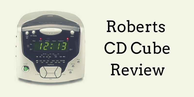 Roberts Radio CD Cube CR9986 Review