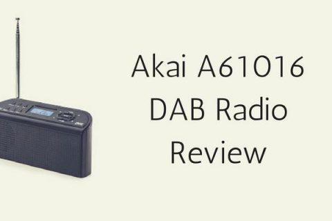 Akai A61016 DAB Radio Review