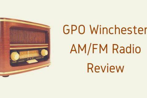 GPO Winchester AM/FM Radio Review
