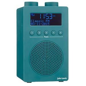 John Lewis Spectrum Solo DAB Radio