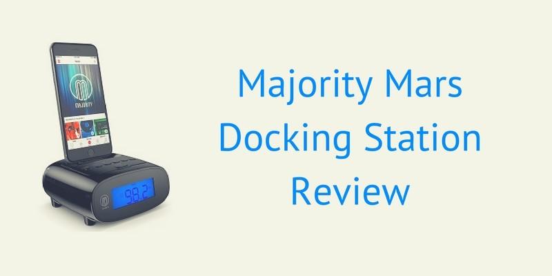 Majority Mars Docking Station Review