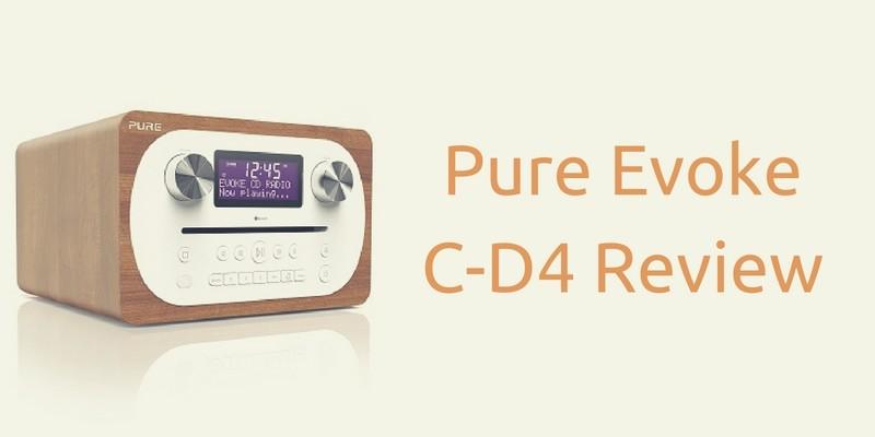 Pure Evoke C-D4 Review