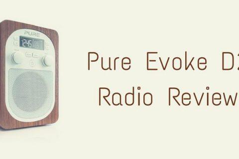 Pure Evoke D2 Radio Review