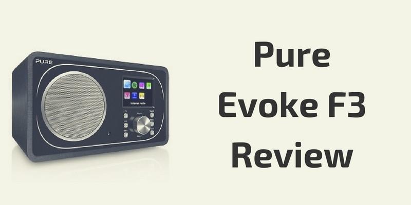 Pure Evoke F3 Review