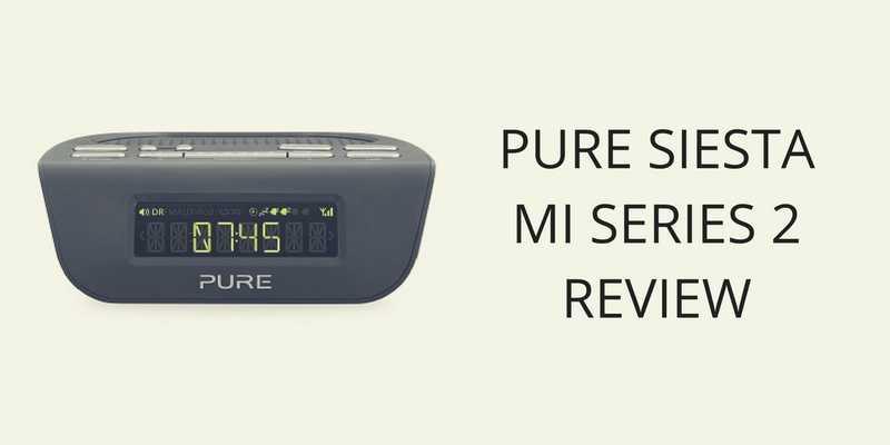 Pure Siesta Mi Series 2 Review