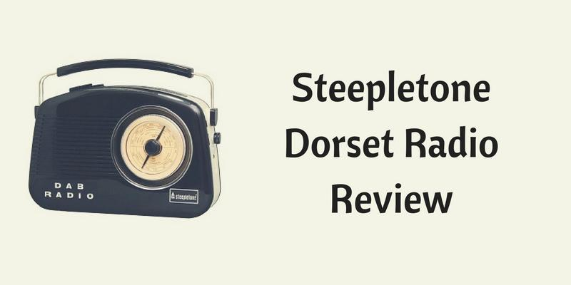 Steepletone Dorset Radio Review