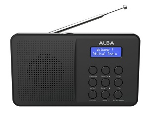 Alba DAB Radio