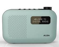 Alba Mono Radio