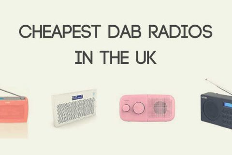 Cheapest DAB Radios in the UK (2018)