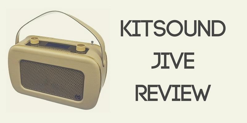 KitSound Jive DAB Radio Review