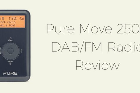 Pure Move 2500 DAB/FM Radio Review
