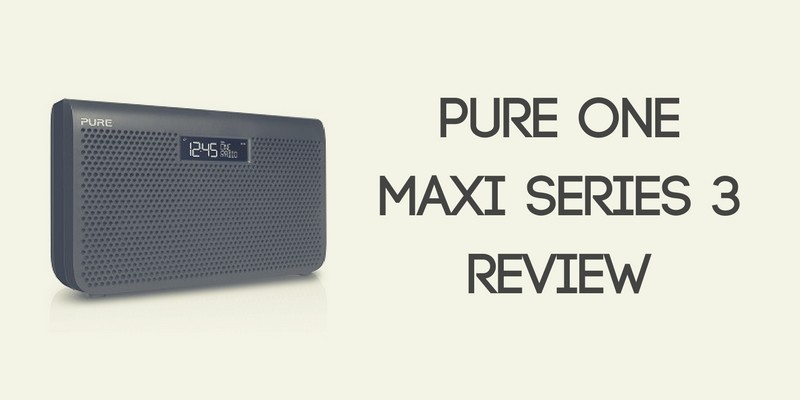 Pure One Maxi Series 3 Review