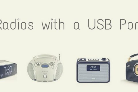 Radios with a USB Port