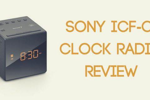 Sony ICF-C1 FM/AM Clock Radio Review