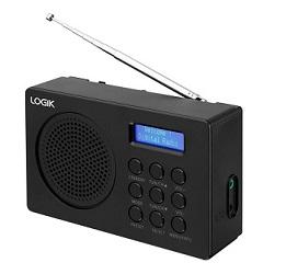 LOGIK L2DAB16 Radio