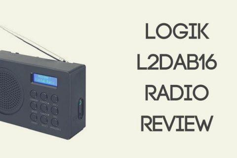 LOGIK L2DAB16 Portable DAB/FM Radio Review