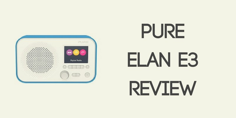 Pure Elan E3 Review