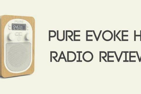 Pure Evoke H2 Radio Review