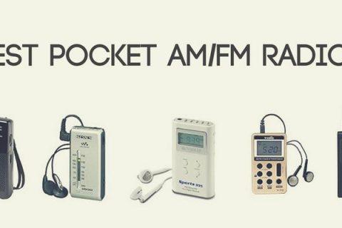 Best AM/FM Pocket Radios (UK 2018)