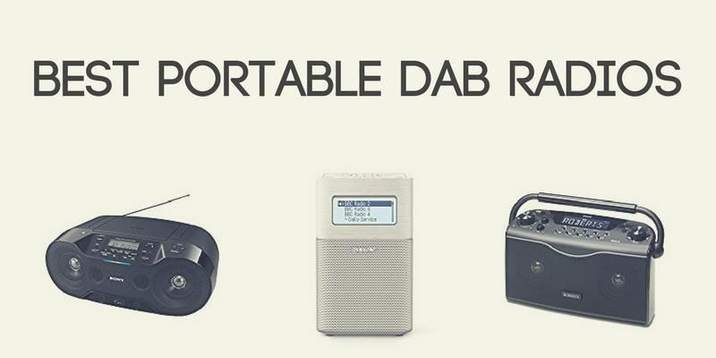 Best Portable DAB Radios