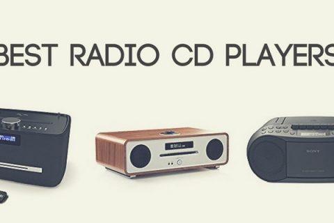 Best DAB & FM Radio CD Players (UK 2018)