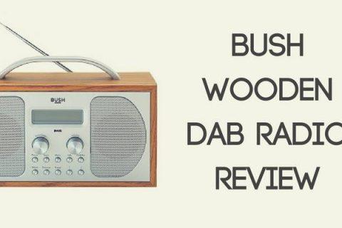 Bush Wooden DAB Radio Review