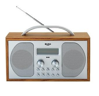 bush wooden dab radio review best radios. Black Bedroom Furniture Sets. Home Design Ideas