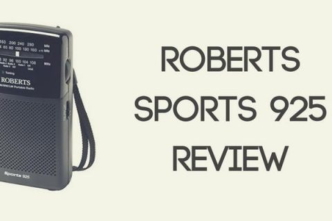 Roberts Sports 925 Radio Review